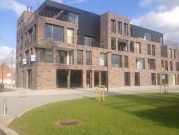 Imdeco appartementsgebouw Waregem Sint-Eloois-Vijve